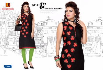 BOURNBORN DESIGNER COTTON KURTIS BY RAASHI AVAILABLE IN WHOLESALE BEST RATES BY GOSIYA EXPORTS (8)