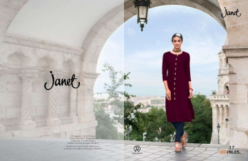 3 BY 100 MILES SURAT EXCLUSIVE CASUAL WEAR KURTI COLLECTION WHOLESALE BEST ARET B (1)