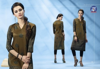 BUY TOP DOT MOTIF VOL 3 CASUAL WEAR PRINTED KURTIS SUPPLIER FROM SURAT WHOLESALE BEST RATE BY GOSIYA EXPORTS (2)