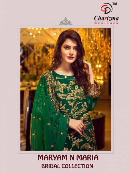 Charizma-Maryam-And-Maria-Georgette-Embroidery-Pakistani-Salwar-Suit-4