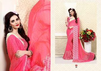 CHAHAT CREATION ANSHIKA VOL 1 DIGITAL PRINTED EXCLUSIVE SAREE BUY AT BEST RATE BY GOSIYA EXPORTS (2)
