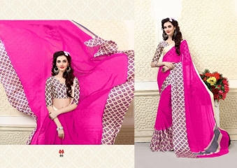 CHAHAT CREATION ANSHIKA VOL 1 DIGITAL PRINTED EXCLUSIVE SAREE BUY AT BEST RATE BY GOSIYA EXPORTS (3)