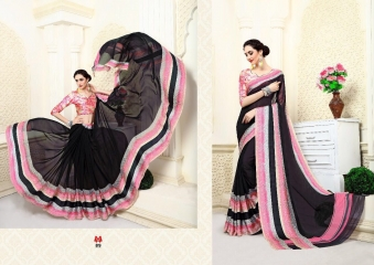 CHAHAT CREATION ANSHIKA VOL 1 DIGITAL PRINTED EXCLUSIVE SAREE BUY AT BEST RATE BY GOSIYA EXPORTS (4)