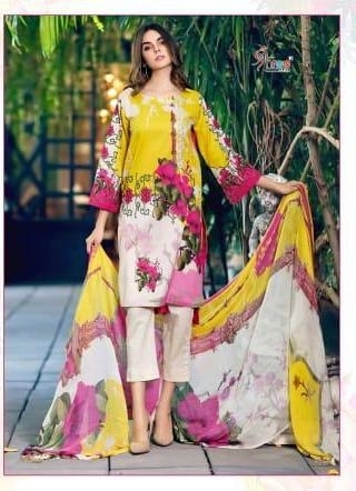 CHARIZMA ANIQ COLLECTION PAKISTANI STYLE PARTY WEAR SUITS WHOLESALE DEALER BEST RATE BY GOSIYA EXPORTS SURAT (