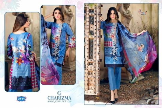 CHARIZMA ANIQ COLLECTION PAKISTANI STYLE PARTY WEAR SUITS WHOLESALE DEALER BEST RATE BY GOSIYA EXPORTS SURAT (3)
