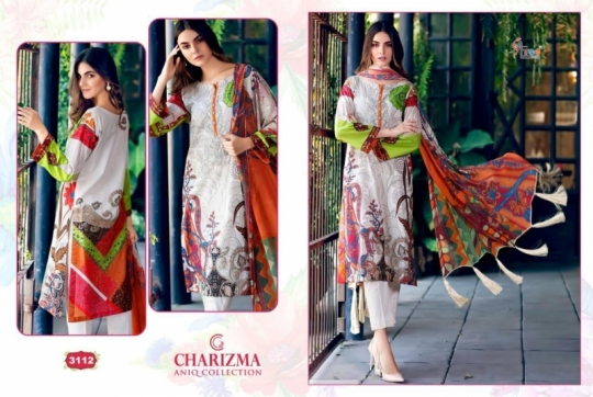 CHARIZMA ANIQ COLLECTION PAKISTANI STYLE PARTY WEAR SUITS WHOLESALE DEALER BEST RATE BY GOSIYA EXPORTS SURAT (4)