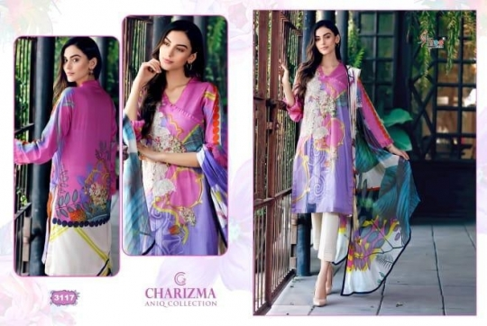 CHARIZMA ANIQ COLLECTION PAKISTANI STYLE PARTY WEAR SUITS WHOLESALE DEALER BEST RATE BY GOSIYA EXPORTS SURAT (9)