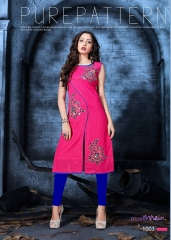 COTTON DOLL BY MUSKMELON COTTON KURTI WHOLESALE RATE AT GOSIYA EXPORTS SURAT (4)