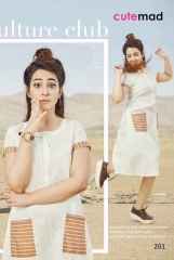 CUTEMAD CLOUD 9 VOL 2 BLENDED COTTON KURTI COLLECTION WHOLESALE BEST RATE BY GOSIYA EXPORTS SURAT (