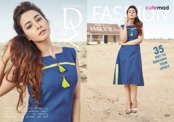 CUTEMAD CLOUD 9 VOL 2 BLENDED COTTON KURTI COLLECTION WHOLESALE BEST RATE BY GOSIYA EXPORTS SURAT (3)
