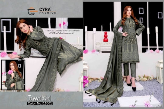 CYRA FASHION PRESENTS TAWAKKAL  (2)