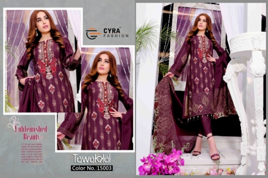 CYRA FASHION PRESENTS TAWAKKAL  (6)