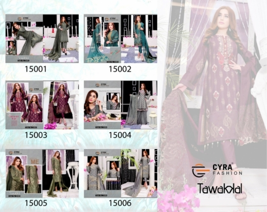 CYRA FASHION PRESENTS TAWAKKAL  (8)