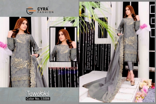 CYRA FASHION PRESENTS TAWAKKAL  (9)