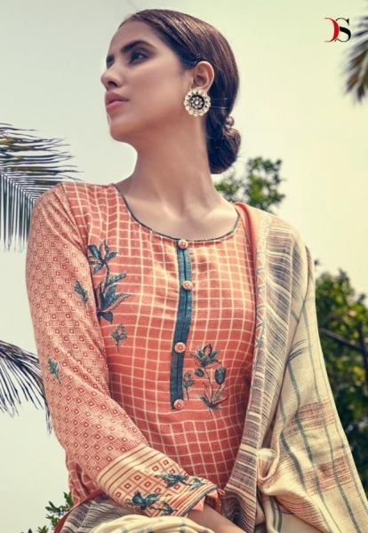 DEEPSY CARMELLA PAKISTANI SUITS WHOLESALE DEALER BEST RATE BY GOSIYA EXPORT SURAT (1)