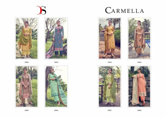 DEEPSY CARMELLA PAKISTANI SUITS WHOLESALE DEALER BEST RATE BY GOSIYA EXPORT SURAT (17)