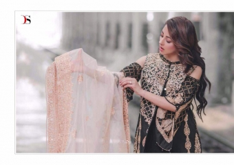 DEEPSY CARNATION PAKISTANI STYLE SUITS WHOLESALE DEALER BY GOSIYA EXPORTS SURAT (6)