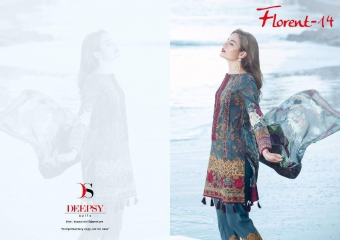 DEEPSY FLORENT 14 PURE COTTON WITH EMBRODIERY WHOLESALE RATE AT GOSIYA EXPORTS SURAT WHOLESALE SUPPLAYER AND DEALER SURAT GUJARAT (11)
