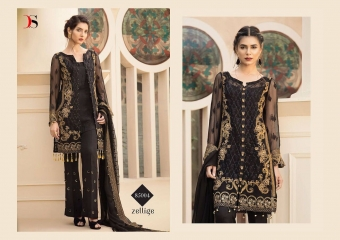 DEEPSY JASHMIN CATALOG GEORGETTE EMBROIDERED PAKISTANI STYLE WHOLESALE SUPPLIER BEST RATE BY GOSIYA EXPORTS SURAT (3)