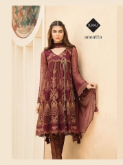DEEPSY JASHMIN CATALOG GEORGETTE EMBROIDERED PAKISTANI STYLE WHOLESALE SUPPLIER BEST RATE BY GOSIYA EXPORTS SURAT (4)