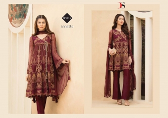 DEEPSY JASHMIN CATALOG GEORGETTE EMBROIDERED PAKISTANI STYLE WHOLESALE SUPPLIER BEST RATE BY GOSIYA EXPORTS SURAT (5)