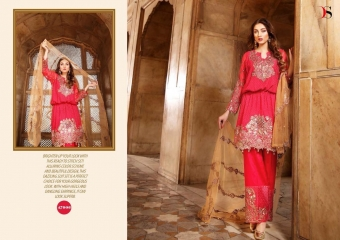 Deepsy Mahrosh 2 Pakistani salwar Kameez Catalog WHOLESALE CATLOG RATE (6)