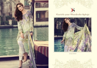 DEEPSY MARIA B 2 VOL 2 COTTON SUIT WHOLESALE PRICE AT GOSIYA EXPORTS (5)