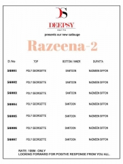 DEEPSY PRESENTS RAZEENA 2 SALWAR KAMEEZ WHOLESALE PRICE AT GOSIYA EXPORTS SURAT (6)