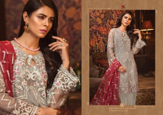 DEEPSY SUIT GULBANO VOL 16 GEORGETTE 231-236 SERIES PAKISTANI SUIT CLOTHING STORE WHOLESALE DEALER BEST RATE BY GOSIYA