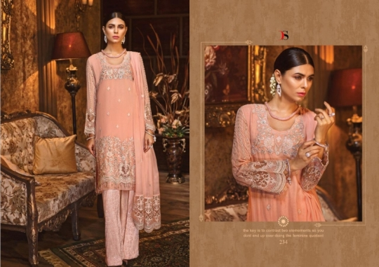 DEEPSY SUIT GULBANO VOL 16 GEORGETTE 231-236 SERIES PAKISTANI SUIT CLOTHING STORE WHOLESALE DEALER BEST RATE BY GOSIYA  (17)