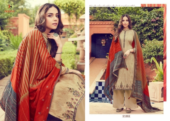 DEEPSY SUIT PRESENTS PANGHAT VOL 6 JAM SILK FABRIC PAKISTANI COLLETION SUIT WHOLESALE DEALER BEST RATE BY GOSIYA EXPORTS SURAT (10)