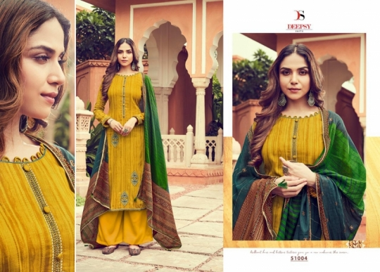 DEEPSY SUIT PRESENTS PANGHAT VOL 6 JAM SILK FABRIC PAKISTANI COLLETION SUIT WHOLESALE DEALER BEST RATE BY GOSIYA EXPORTS SURAT (11)