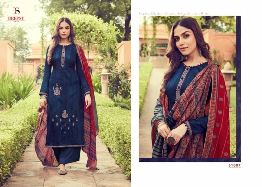 DEEPSY SUIT PRESENTS PANGHAT VOL 6 JAM SILK FABRIC PAKISTANI COLLETION SUIT WHOLESALE DEALER BEST RATE BY GOSIYA EXPORTS SURAT (3)