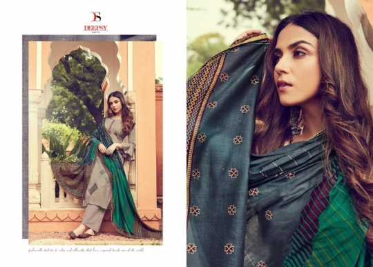 DEEPSY SUIT PRESENTS PANGHAT VOL 6 JAM SILK FABRIC PAKISTANI COLLETION SUIT WHOLESALE DEALER BEST RATE BY GOSIYA EXPORTS SURAT (7)