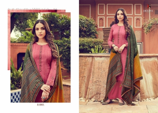 DEEPSY SUIT PRESENTS PANGHAT VOL 6 JAM SILK FABRIC PAKISTANI COLLETION SUIT WHOLESALE DEALER BEST RATE BY GOSIYA EXPORTS SURAT (8)