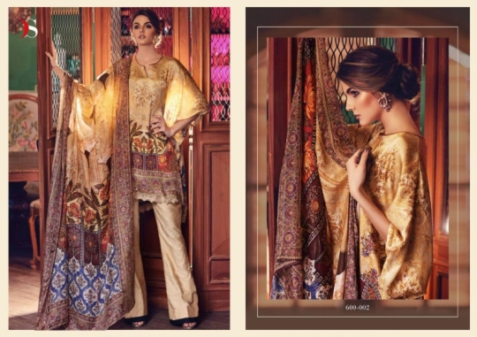 DEEPSY SUITS ELAN SILK VOL 5  (4)