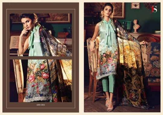 DEEPSY SUITS ELAN SILK VOL 5  (6)