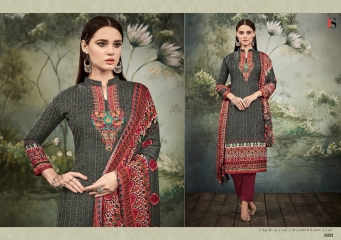 DEEPSY SUITS FLORENT 16 PURE PASHMINA PRINTS WITH SELF EMBROIDERED SUITS WHOLESALE DEALER BEST RATE BY GOSIYA EXPORTS (3)