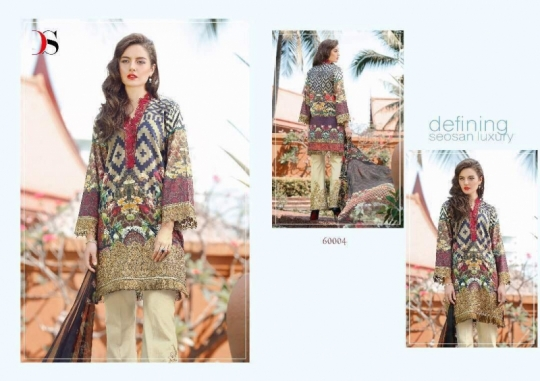 DEEPSY SUITS FLORENT VOL 14 LAWN  (2)