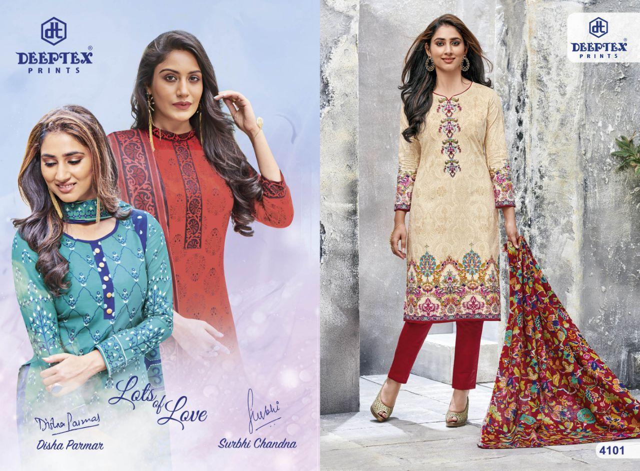 3b4f9defce Gosiya Exports » DEEPTEX MISS INDIA VOL 41 DRESS MATERIALS WHOLESALE ...