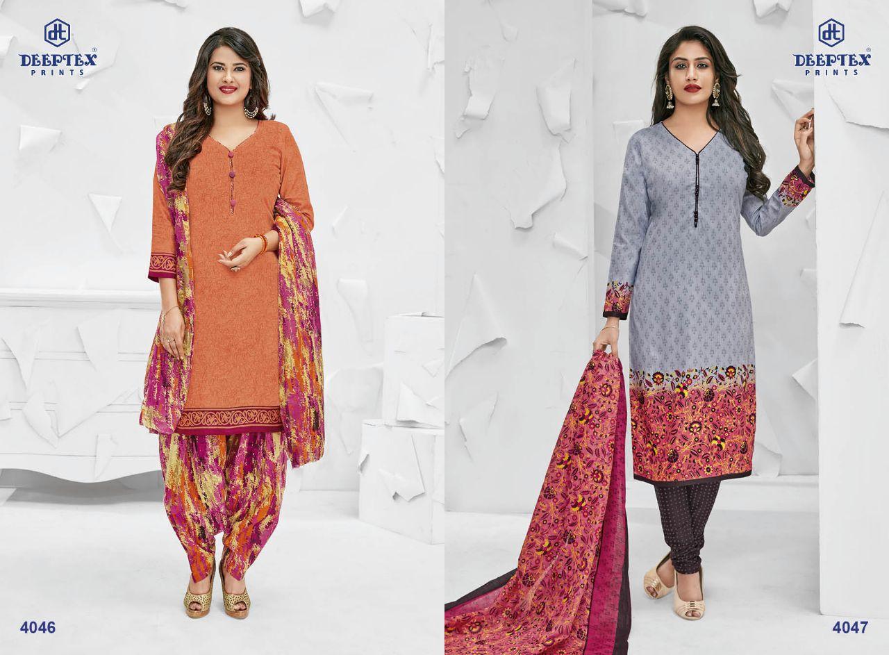 9894142644 Gosiya Exports » DEEPTEX MISS INDIAN VOL 40 COTTON DRESS MATERIALS ...