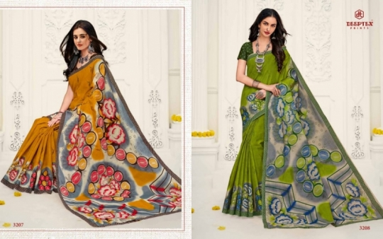 DEEPTEX MOTHER INDIA VOL 32 COTTON SAREE WHOLESALE DEALER BEST RATE BY GOSIYA EXPORTS SURAT (10)