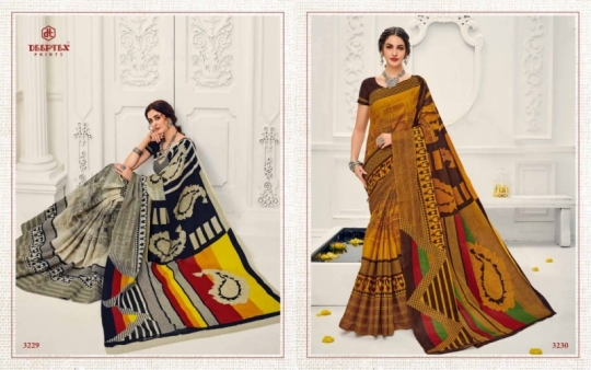 DEEPTEX MOTHER INDIA VOL 32 COTTON SAREE WHOLESALE DEALER BEST RATE BY GOSIYA EXPORTS SURAT (14)