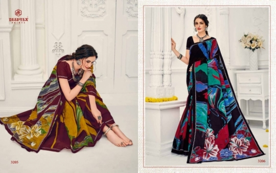 DEEPTEX MOTHER INDIA VOL 32 COTTON SAREE WHOLESALE DEALER BEST RATE BY GOSIYA EXPORTS SURAT (2)