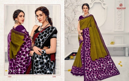 DEEPTEX MOTHER INDIA VOL 32 COTTON SAREE WHOLESALE DEALER BEST RATE BY GOSIYA EXPORTS SURAT (20)