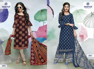 DEEPTEX PRINTS VOL 38 COTTON PRINTED SALWAR KAMEEZ CATALOG WHOLESALE BEST RATE BY GOSIYA EXPORTS S SURAT (16)