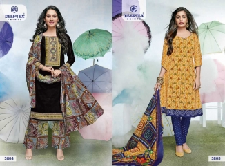 DEEPTEX PRINTS VOL 38 COTTON PRINTED SALWAR KAMEEZ CATALOG WHOLESALE BEST RATE BY GOSIYA EXPORTS S SURAT (20)