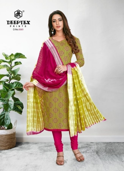 DEEPTEX TRADINION VOL 5 COTTON FABRIC DRESS MATERILAS WHOLESALE DEALER BEST RATE BY GOSIYA EXPORTS SURAT (3)