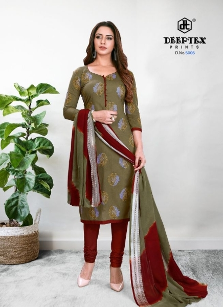 DEEPTEX TRADINION VOL 5 COTTON FABRIC DRESS MATERILAS WHOLESALE DEALER BEST RATE BY GOSIYA EXPORTS SURAT (4)