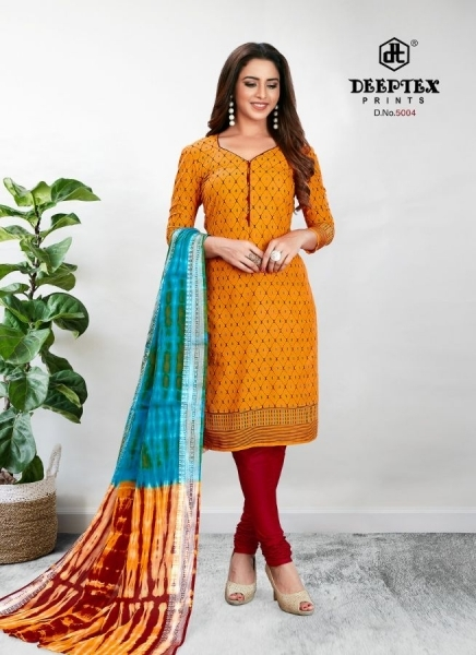 DEEPTEX TRADINION VOL 5 COTTON FABRIC DRESS MATERILAS WHOLESALE DEALER BEST RATE BY GOSIYA EXPORTS SURAT (6)